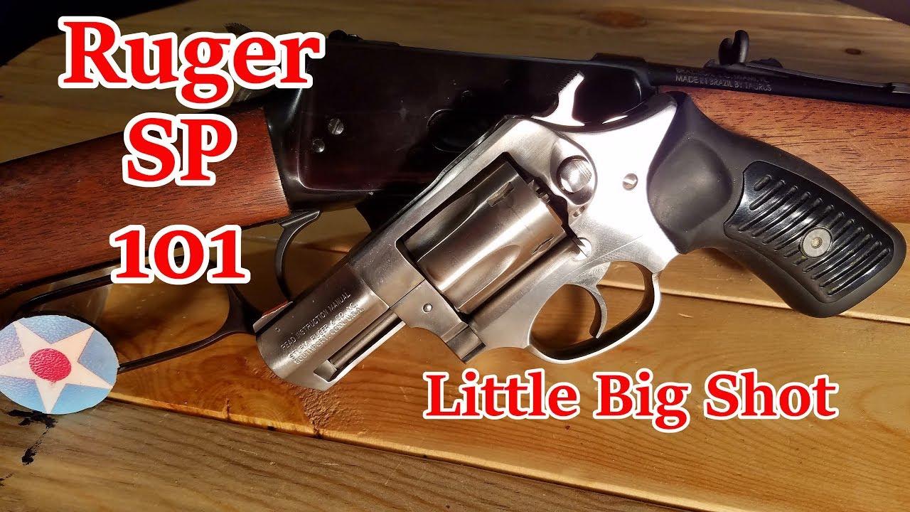 Ruger SP101 - Little Big Shot (First Impressions Review)