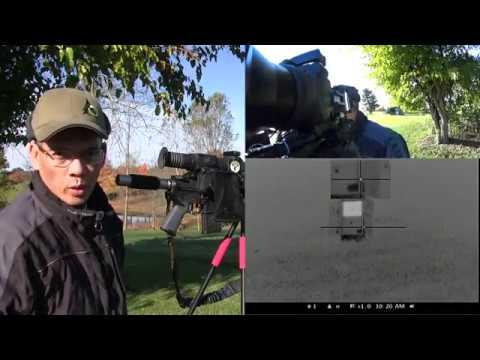 300 Blackout Pistol Build, Part 8 Pulsar Apex XD75 Thermal Scope