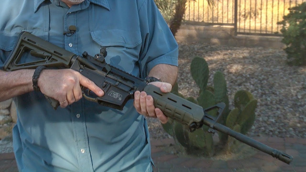 Updating your S&W M&P15 with Magpul MOE Parts #207