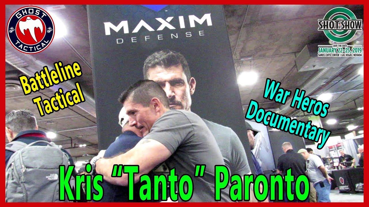 Tanto Paronto Interview:  Talking