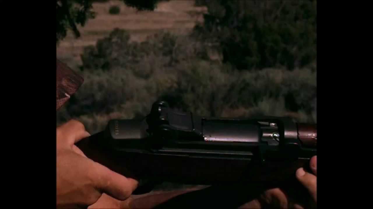 Slow Motion: M1 Garand