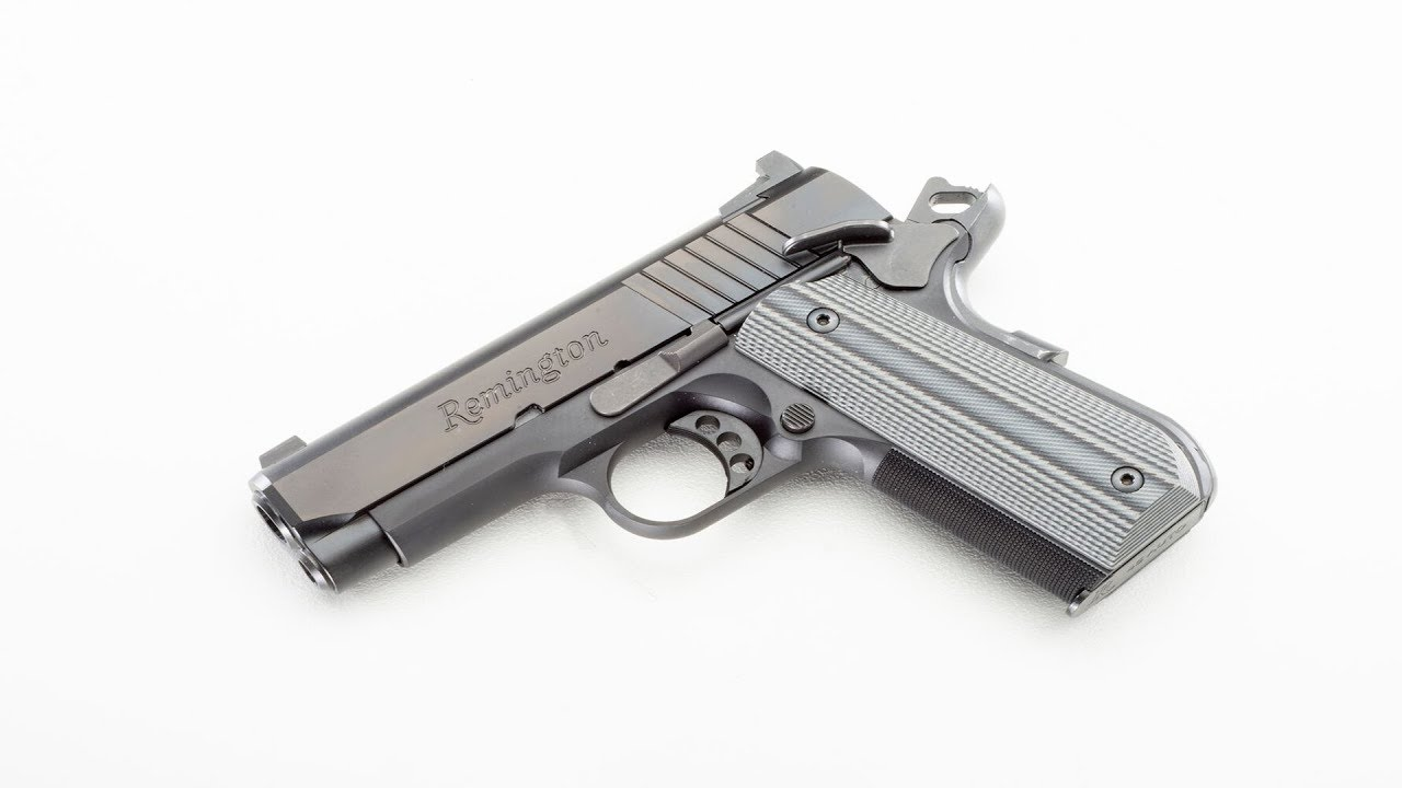 Remington 1911 R1 ULTRALIGHT EXECUTIVE #413