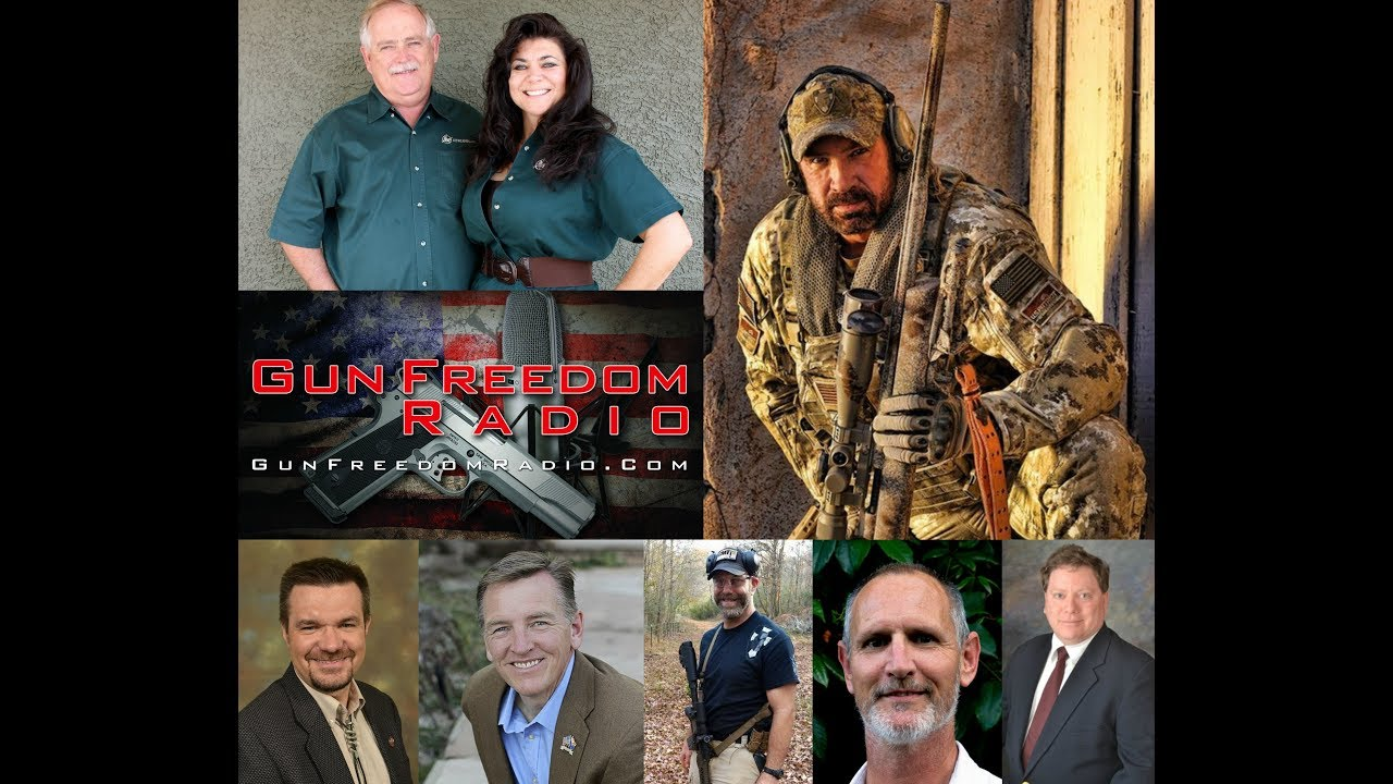 Gun Freedom Radio Episode 104 Hour 1; Musicals, Marches, and Manipulation