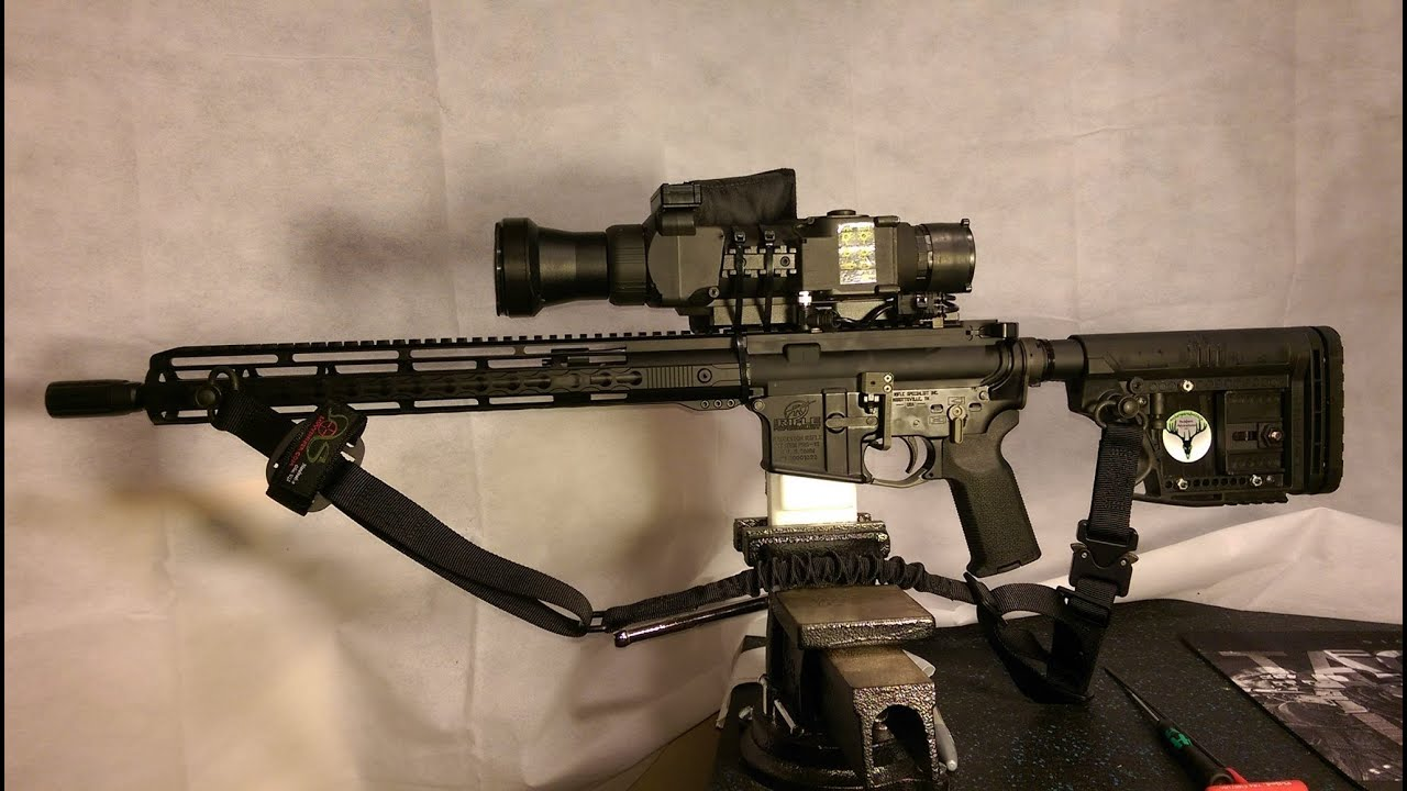 300 AAC Blackout Odin Works Adjustable Gas Block Review