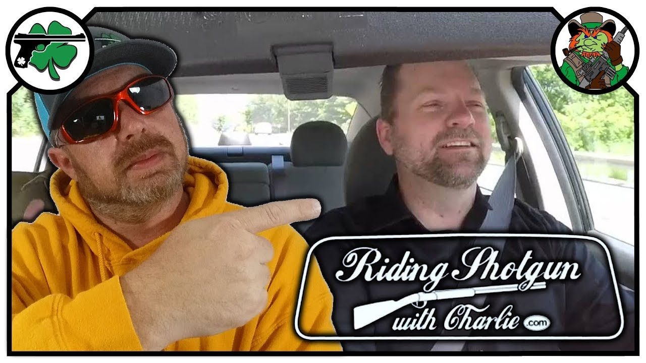A Conversation With Charlie Cook, Host Of Riding Shotgun With Charlie