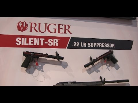 SHOT Show 2017 Ruger
