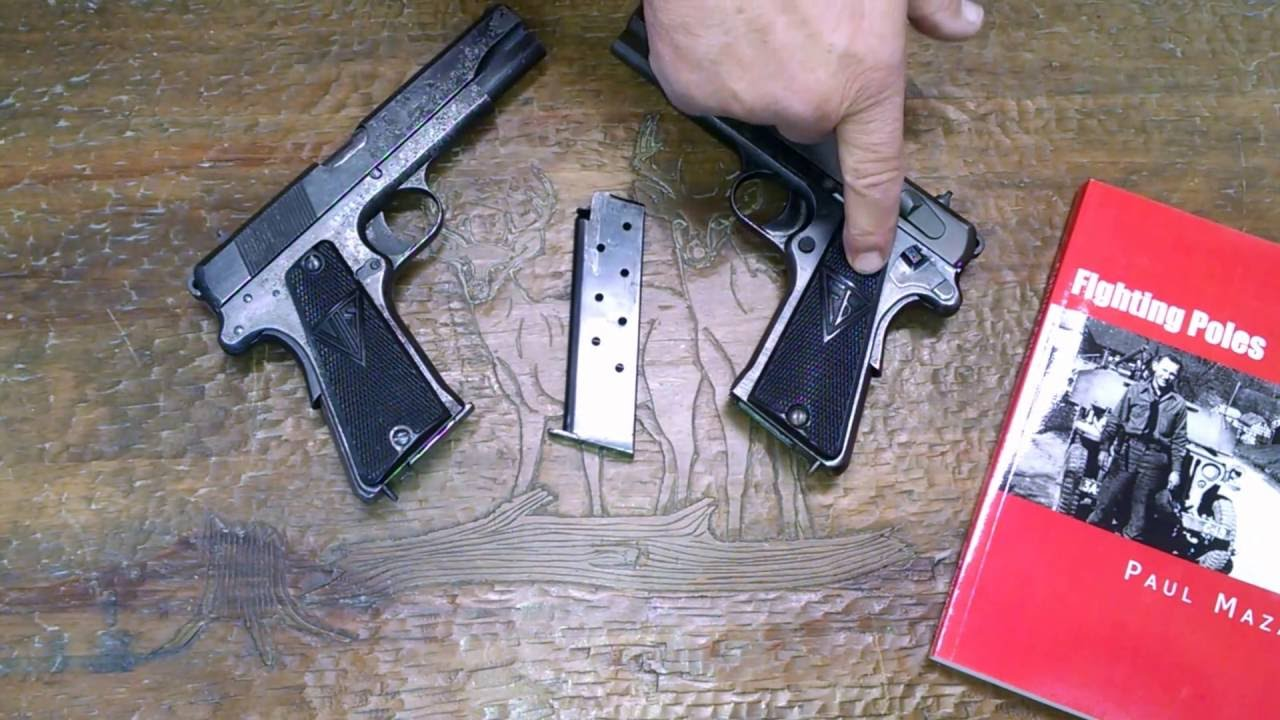 History & Shooting The Polish Radom VIS Pistol Model 35