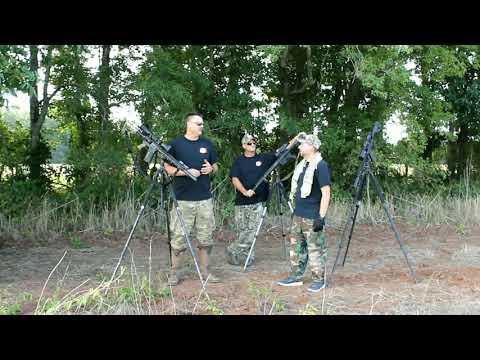ATN Goes To Louisiana to Hog Hunt!