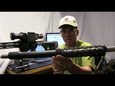 Odin Works O2 Lite Forend Rail Failure Analysis Part I The Drop Tests 300 AAC Blackout