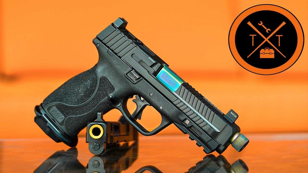 Everyday Carry Gun Setup 2019 // Custom M&P 2.0 Build