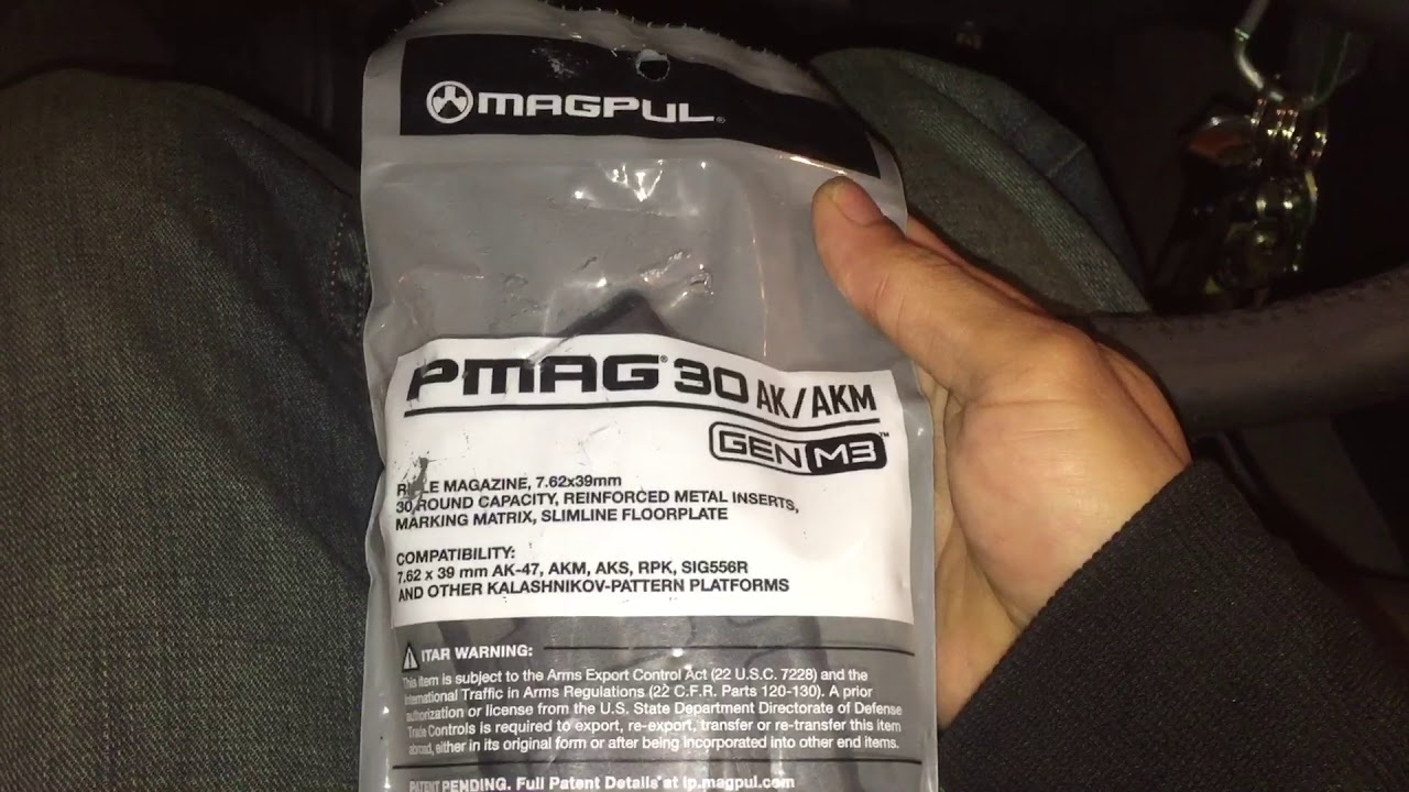 Academy Price matched Midway AK Pmag Gen3