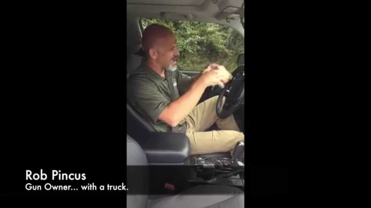 Self Defense against armed attacker while Inside a Vehicle