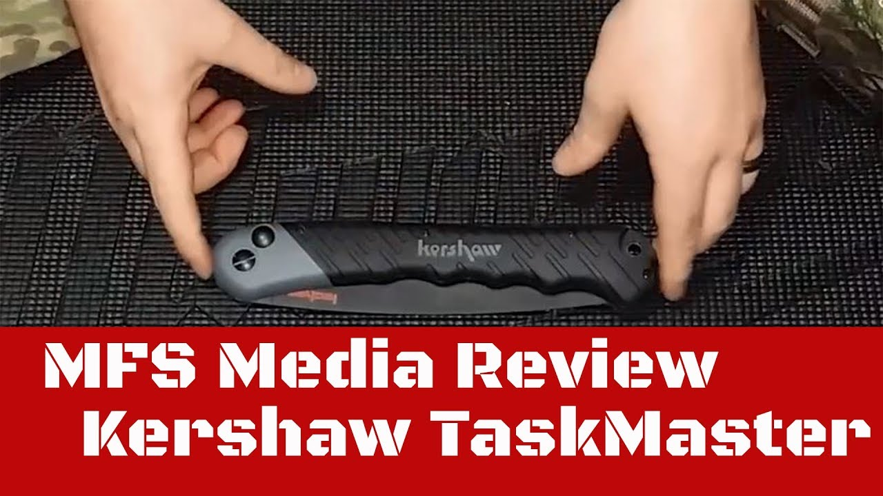 Kershaw Taskmaster Review