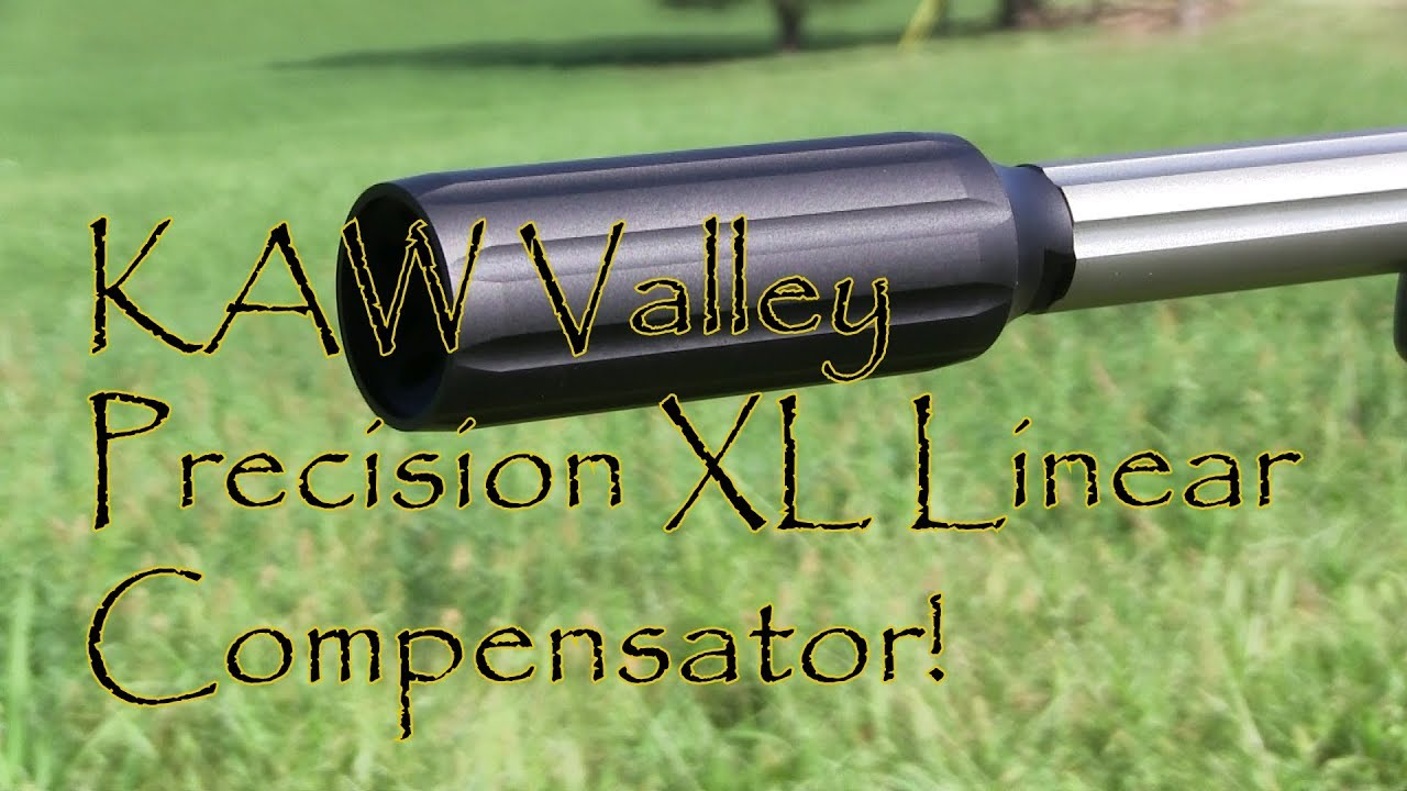 Lehigh Defense 45-70 300gr Controlled Fracturing Subsonic KAW Valley Precision XL Linear Compensator