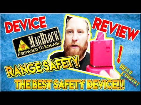 MagBlock INC. Range Safety Device Review!!! Anteris Alliance