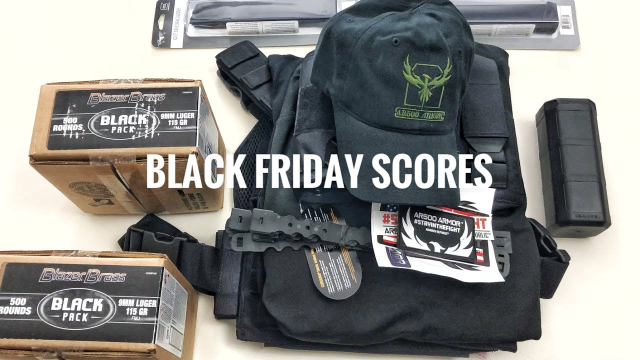 Black Friday Scores
