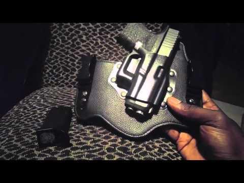 Galco King Tuk Holster for the Glock 26!!!