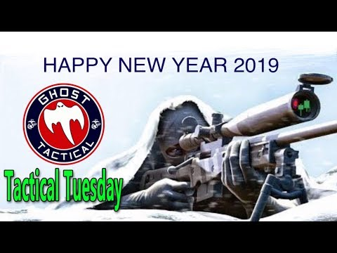 Happy New Year! Let's Have Some Fun: Tactical Tuesday