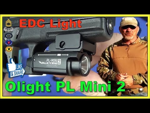 Olight PL Mini Valkrie 2 = Awesome 600 Lumen EDC light! SALE!