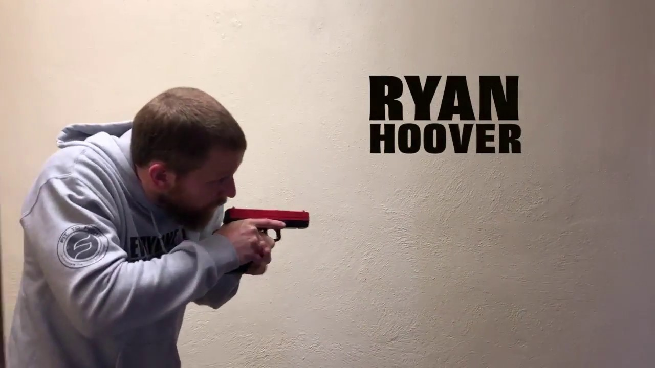 Ryan Hoover Talks about Training