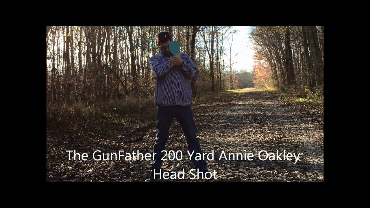 The GunFather Trick Shot Tuesday Best of 2015