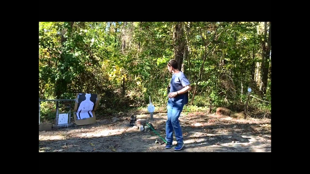 The GunFather: Trick Shot Tuesday- **Reverse Flying Quick Draw Trick Shot**