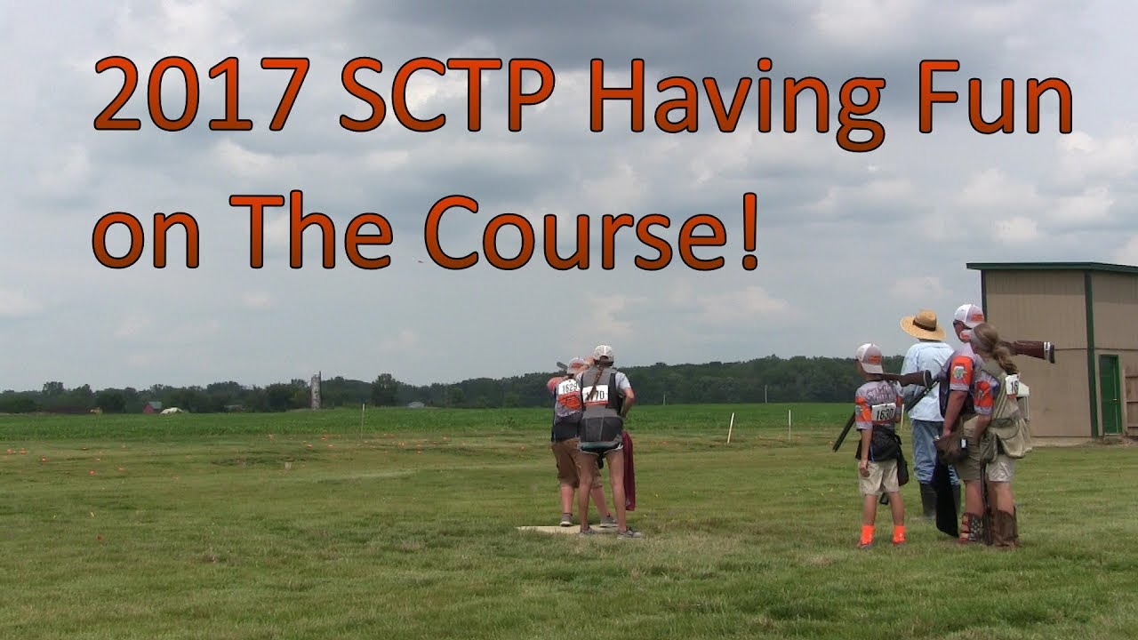 2017 SCTP Having FUN on The Course!