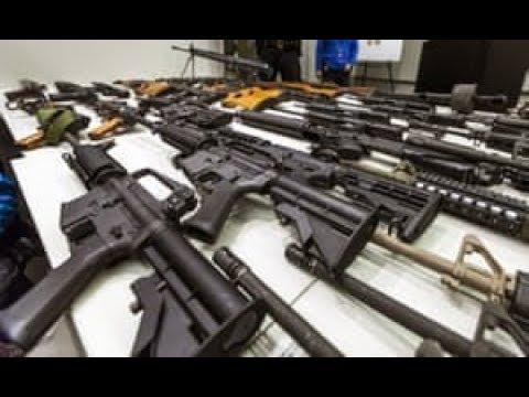 States restricting gun rights