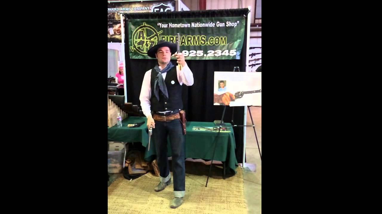Joey Dillon SAR Show 2013 - AZFirearms.com
