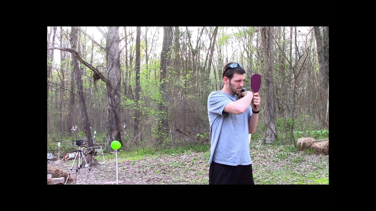 The GunFather: Trick Shot Tuesday- **Annie Oakley Style Don't Pop The Balloon Trick Shot**