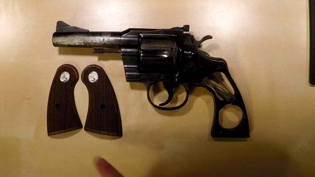 Colt Trooper - Takedown