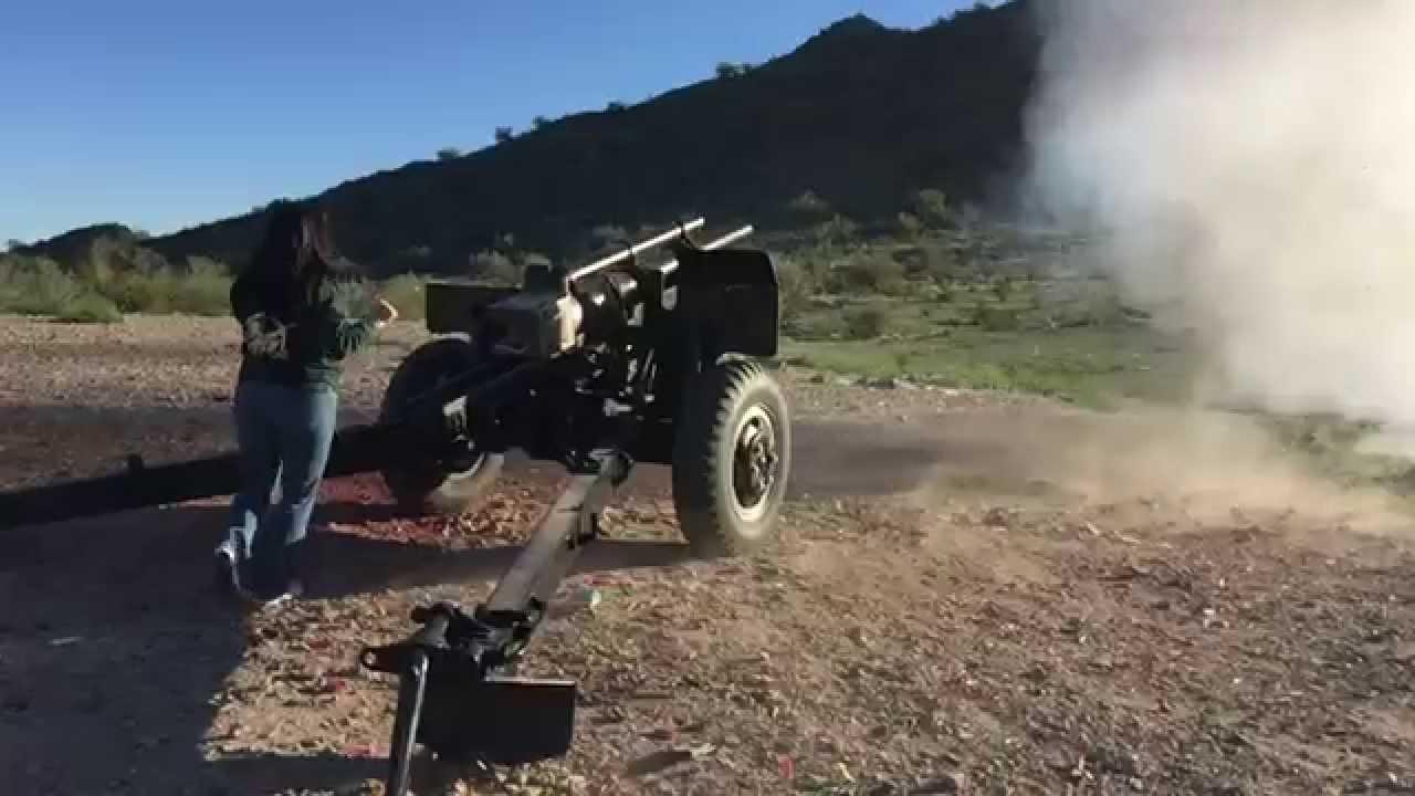 Howitzer 105 Cannon - AZFirearms