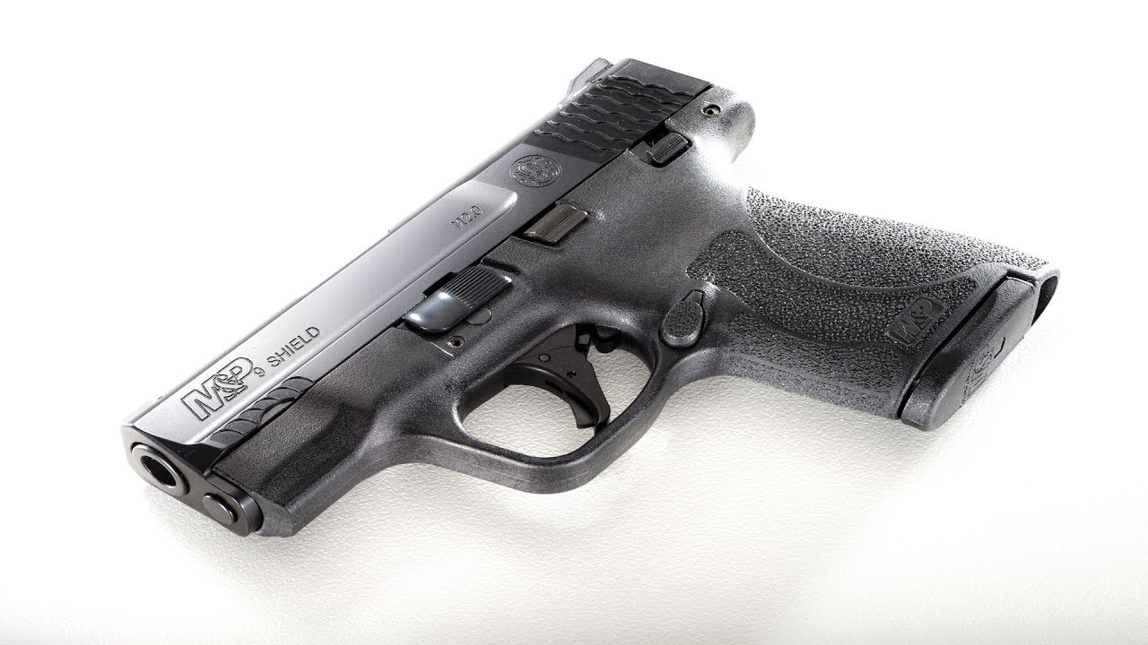 The New APEX Trigger for the new M & P Shield 2.0  #125