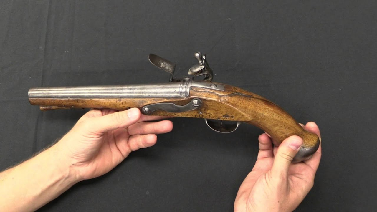 Maryland Council of Safety Revolutionary Flintlock