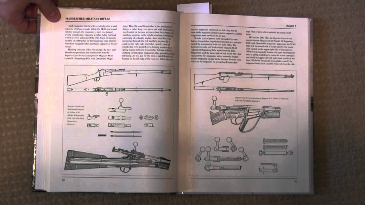 Book Review: Mannlicher Military Rifles by Paul Scarlata