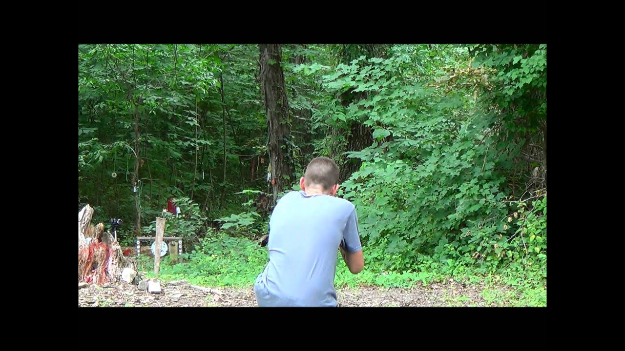 The GunFather- Trick Shot Tuesday: *Tack Driver*