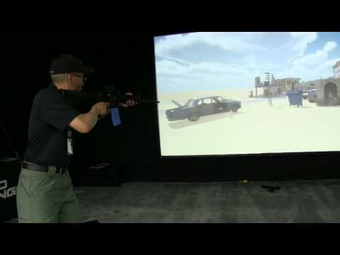 Milo Range Simulator 2016 NRA Annual Meetings and Exhibits by Nito Mortera