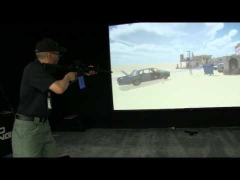 Milo Range Simulator 2016 NRA Annual Meetings and Exhibits by Nito Mortera