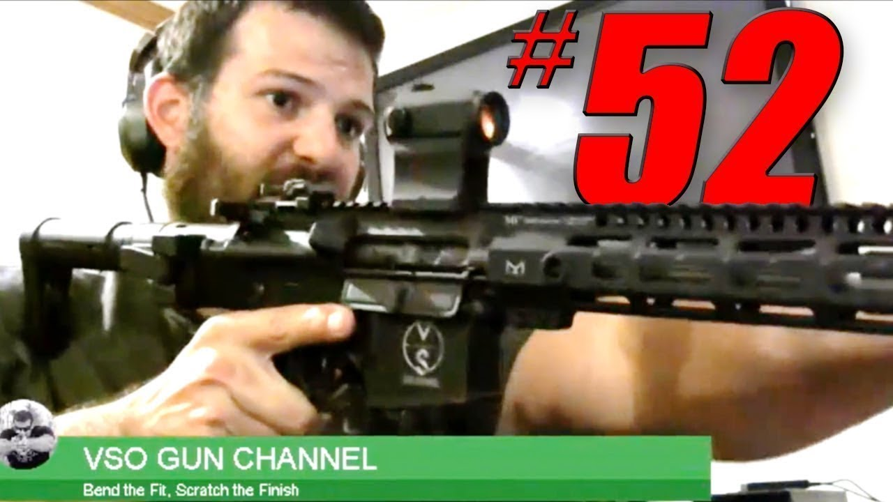 Podcast #52 - VSO Gun Channel on YouTube Hank Strange Who Moved My Freedom
