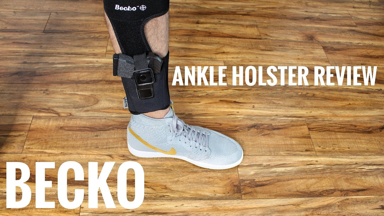 Becko Ankle Holster Review