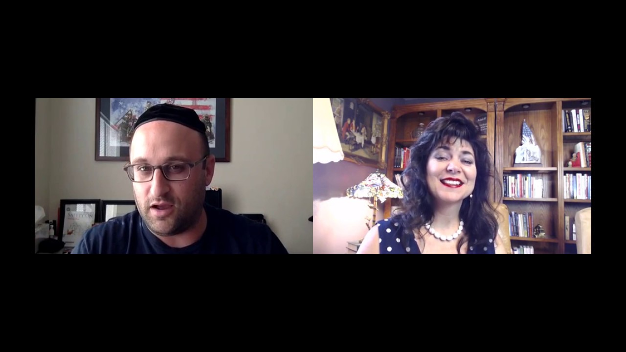 Yehuda Remer & Gun Freedom Radio Video Interview Series Vol8 EP95 - Aired on 9.7.17