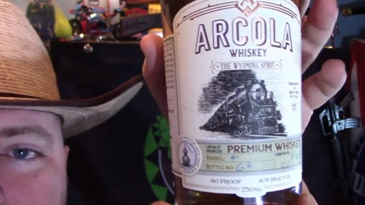 Arcola Whiskey - First Taste