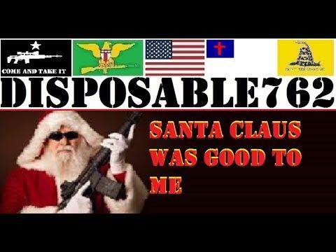 Santa Claus was Good To Me Natchez Order 44 Magnum Stuff