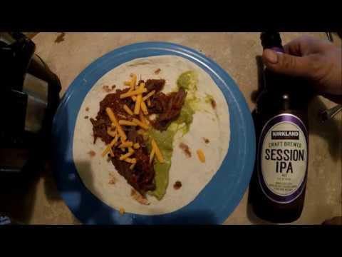 Slow Cooker Deer Tacos! Easy to prepare venison meal!