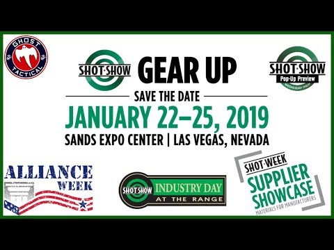 SHOT Show Behind The Scenes with Special Guests:  Tactical Tuesday 74