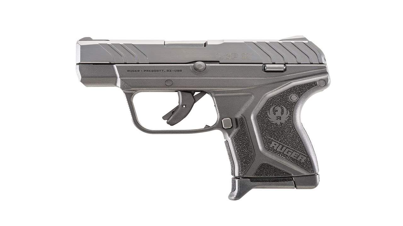 Review of the Ruger LCP II in 380 #129