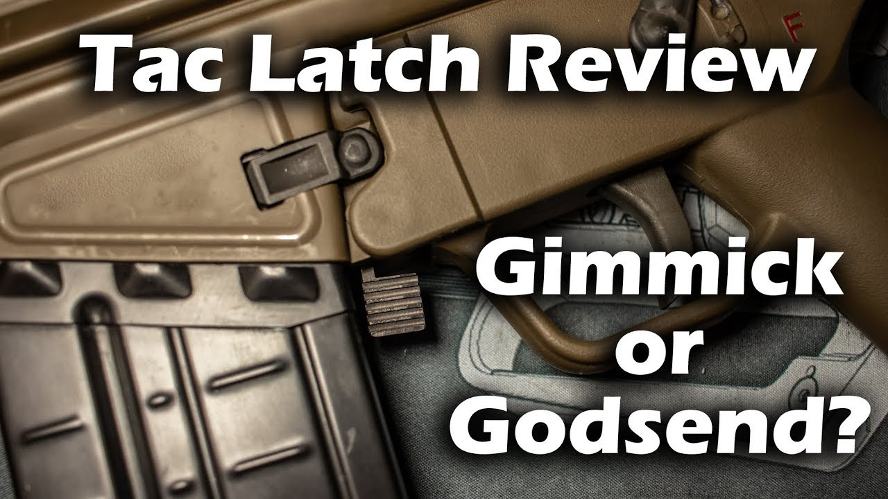 Tac Latch Review - Gimmick or Godsend?