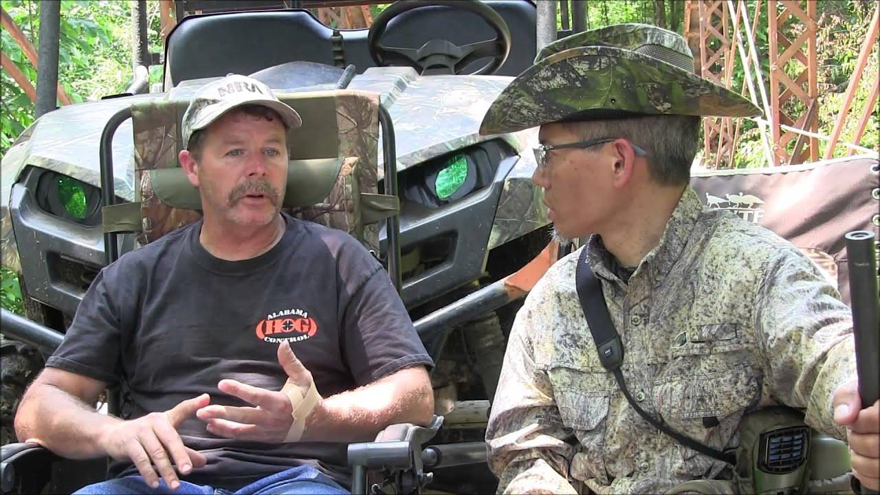 Alabama Hog Control and Archersparadox2020 The Bridge Part VII Hogs Are THE PROBLEM 1 Memorial Day W