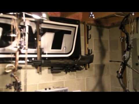 Test Video Hoyt Vector Turbo Reloading Benches