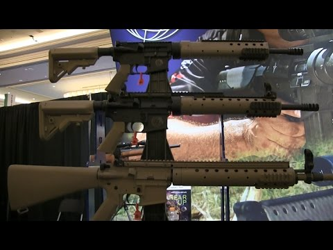 SHOT Show 2017 Precision Reflex Incorporated